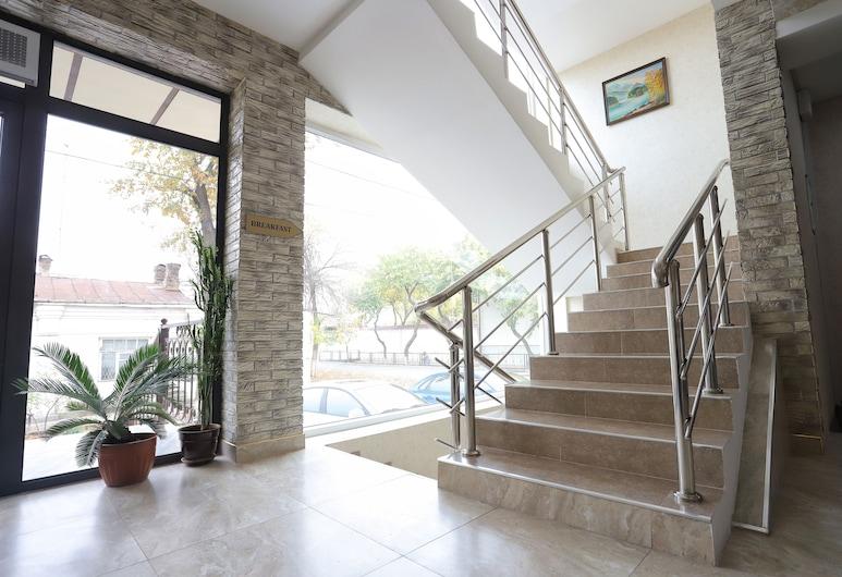 Tourist INN Hotel, Tashkent, Staircase