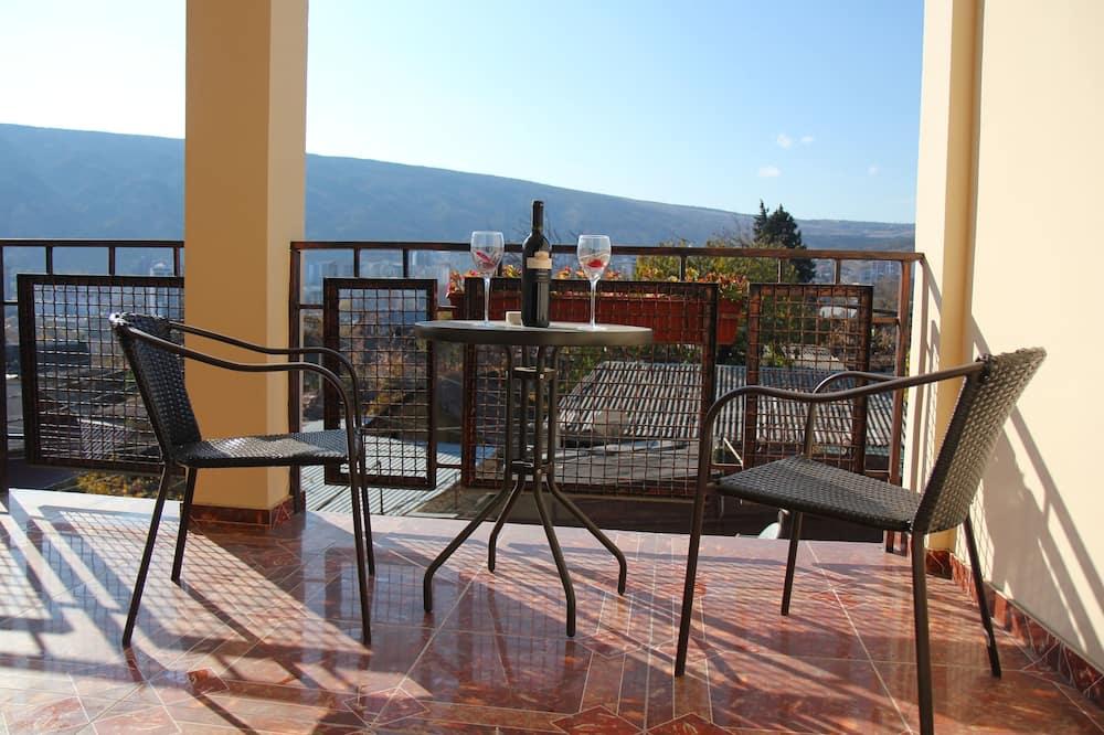Deluxe Double Room, Balcony - Balcony View