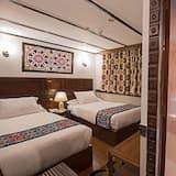 Домик «Делюкс», 1 двуспальная кровать, для некурящих, вид на реку - Душ