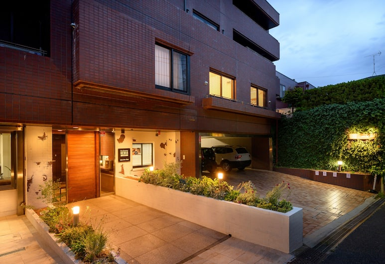 Bed & Breakfast RENGA Daikanyama - Hostel, Tokyo, Hotellets facade
