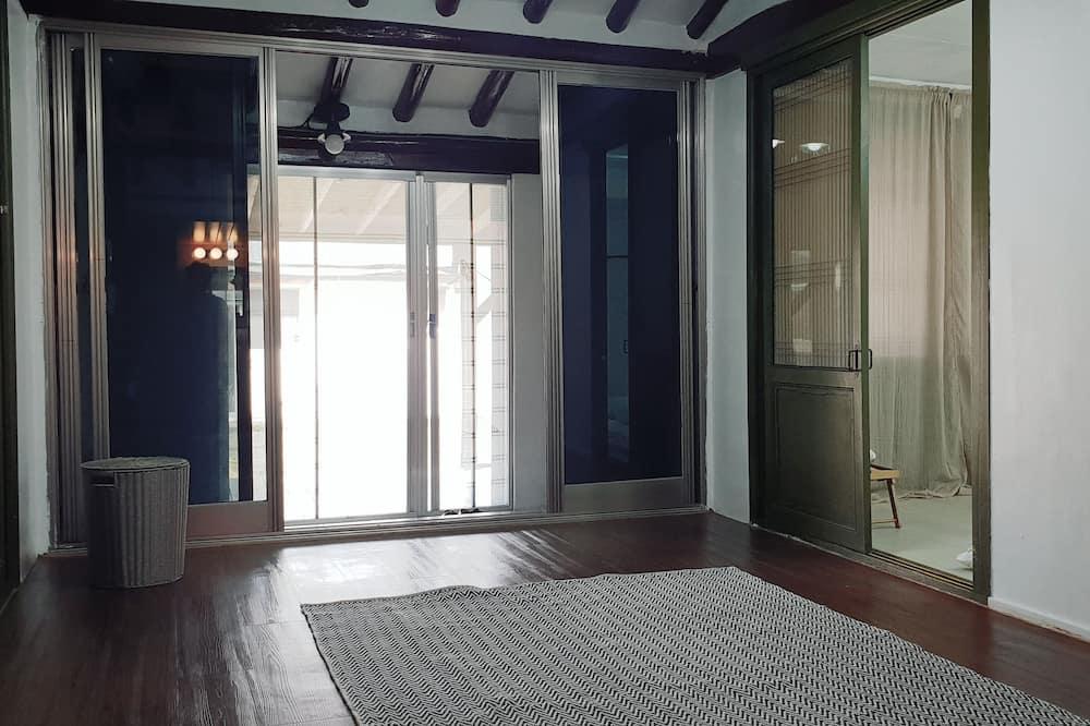 Ferienhaus (A, 3 Bedrooms) - Wohnzimmer