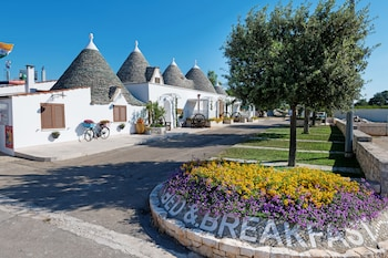 Enter your dates to get the Alberobello hotel deal