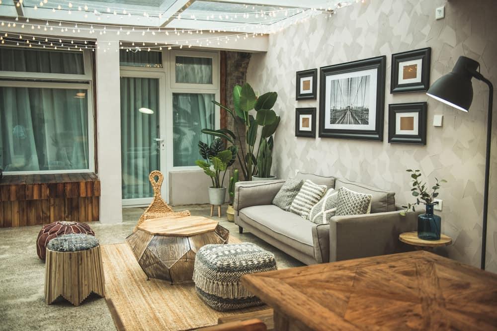 Villa, Non Smoking - Living Area