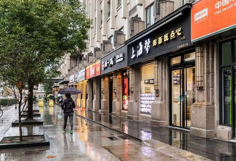 Shanghai Yuesu Dongan Road No.1 Branch, Xangai, Exterior