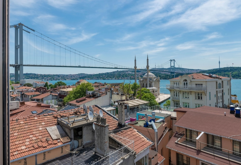 Feri Suites, Istanbul, King Room with Bosphorus View, Annex Building (Stair Access), Room