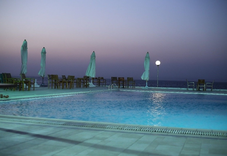 New Panorama Resort, Sinnuris, Piscina al aire libre