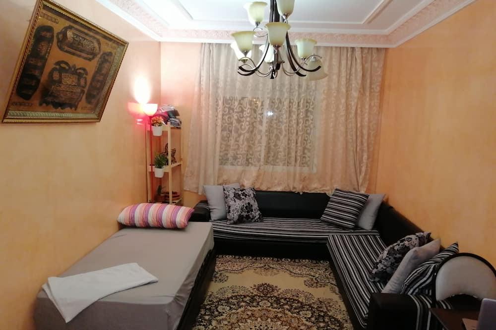 Grand Oda, 1 Çift Kişilik Yatak - Oturma Odası
