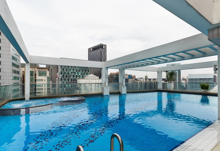 Parkview Suites by GuestReady, Kuala Lumpur, Apartment (1 Bedroom), Kolam