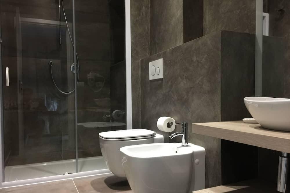 Executive-værelse - balkon - Badeværelse