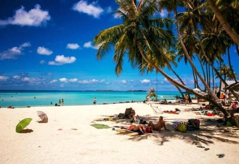 奇里托爾諾景觀飯店, Maafushi, 海灘