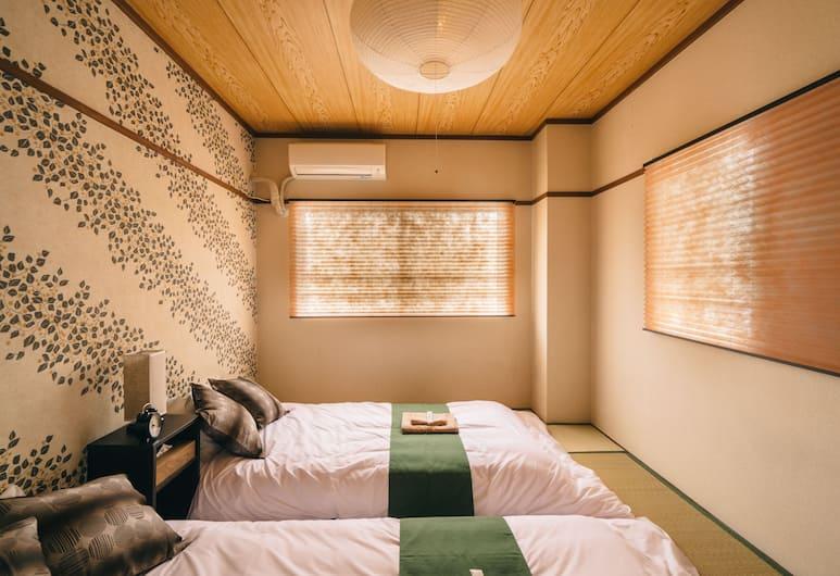 IKIDANE HOUSE 大阪島之内, 大阪市, アパートメント 3 ベッドルーム ( 404 ), 部屋