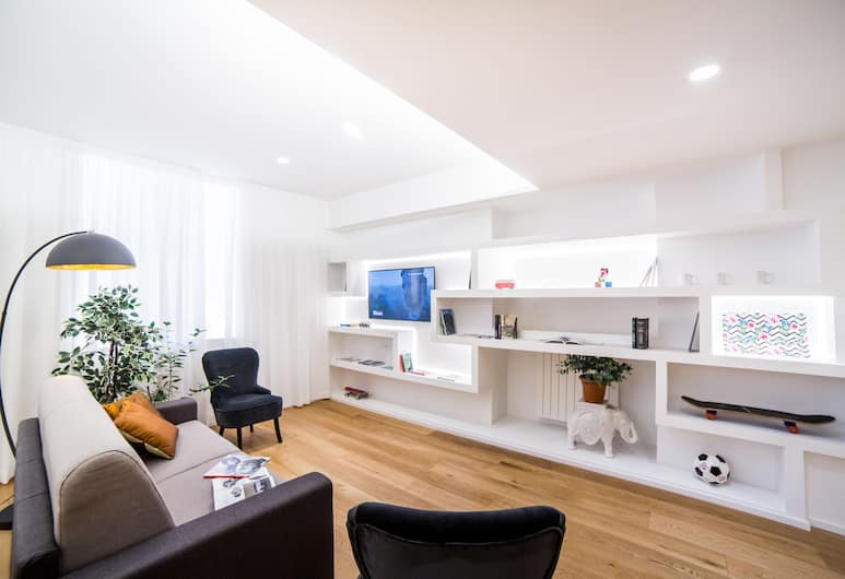 Rent in Rome - Residenze Papali, Rím