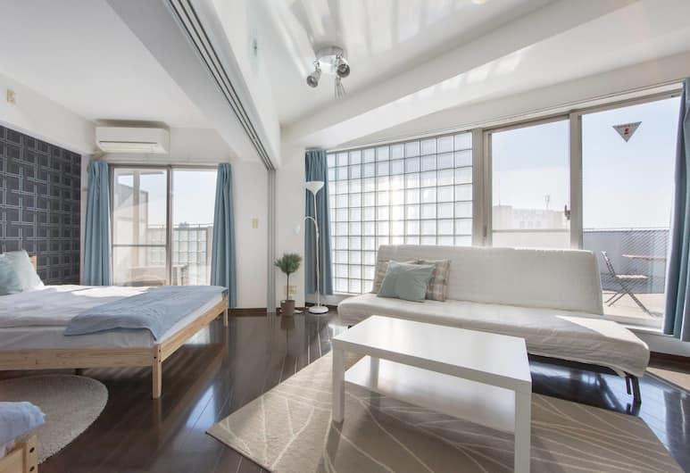 克雷赫爾難波南酒店, 大阪, 公寓, 1 間臥室 ( 1002 ), 客房