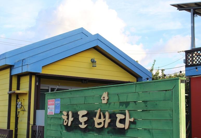 Hadobada, Jeju City, Fachada del hotel