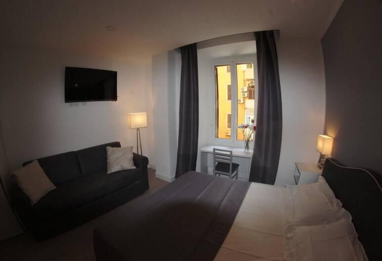 Rhome GuestHouse, Roma, Kamar Double Deluks, Kamar Tamu
