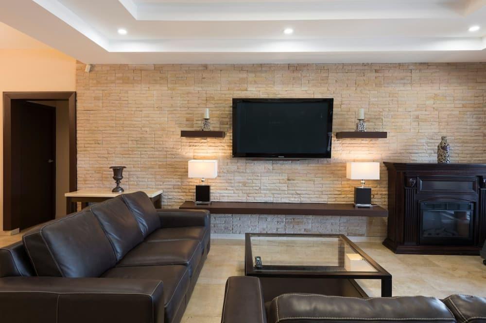 Dom, dla niepalących - Powierzchnia mieszkalna