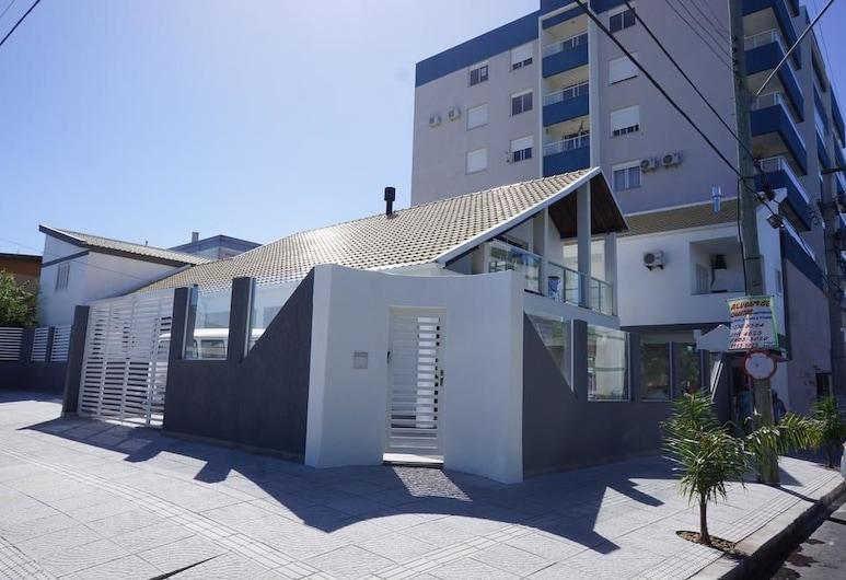 里約 140 青年旅舍, 里奧格蘭德, 酒店入口