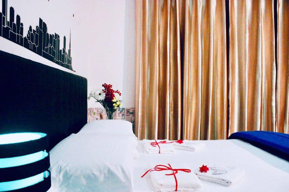 Standard-Doppelzimmer, 1King-Bett, Nichtraucher, Stadtblick - Zimmer