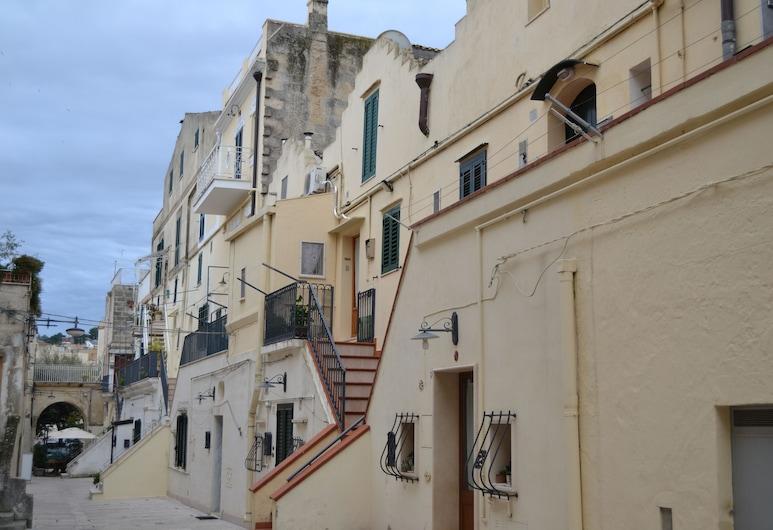 Le case nuove casa vacanza, Matera, Facciata della struttura