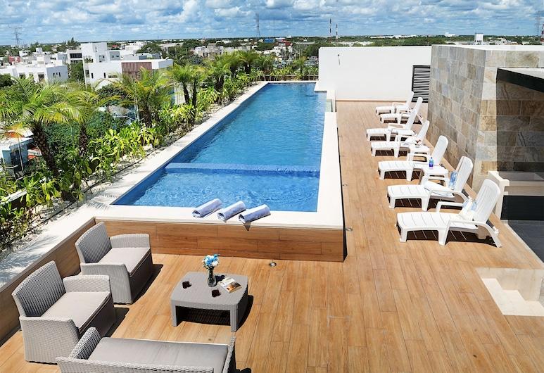 オパール アパート . 202 トップ ホスト サービス、理想的なロケーション、素晴らしい設備, プラヤ デル カルメン