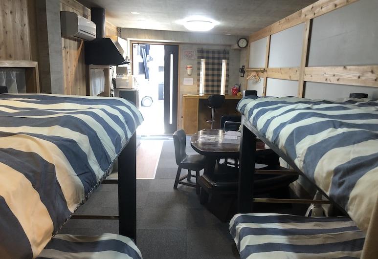 アポロアパートメント, 大阪市, アパートメント 104, 部屋