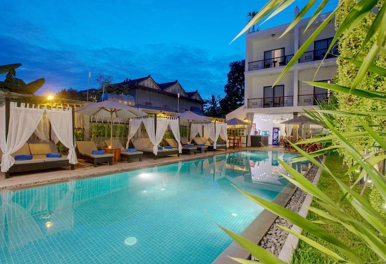 G&Z Bliss D'Angkor Suites, סיאם ריפ
