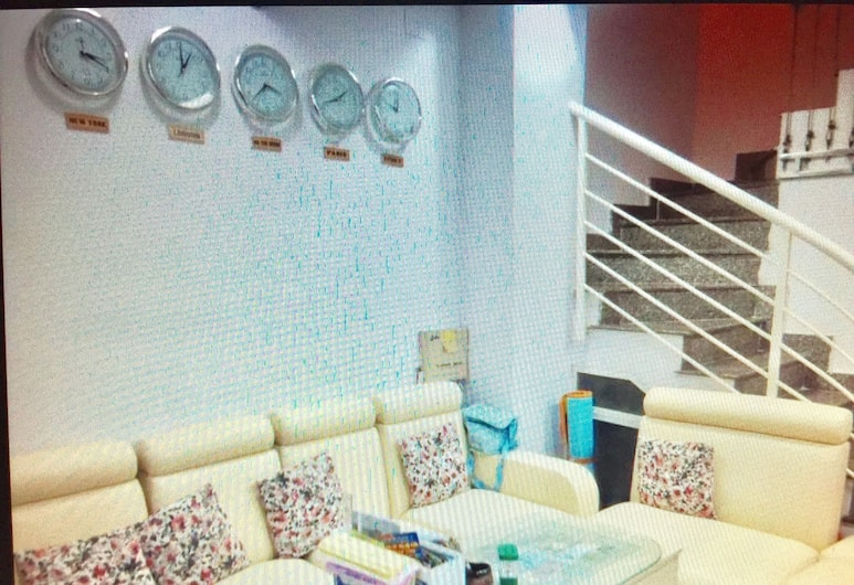 Vy Khanh Guesthouse, Ho Chi Minh-Stad, Zitruimte lobby