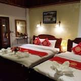 Deluxe Δίκλινο Δωμάτιο (Double), 1 Διπλό Κρεβάτι - Μπαλκόνι
