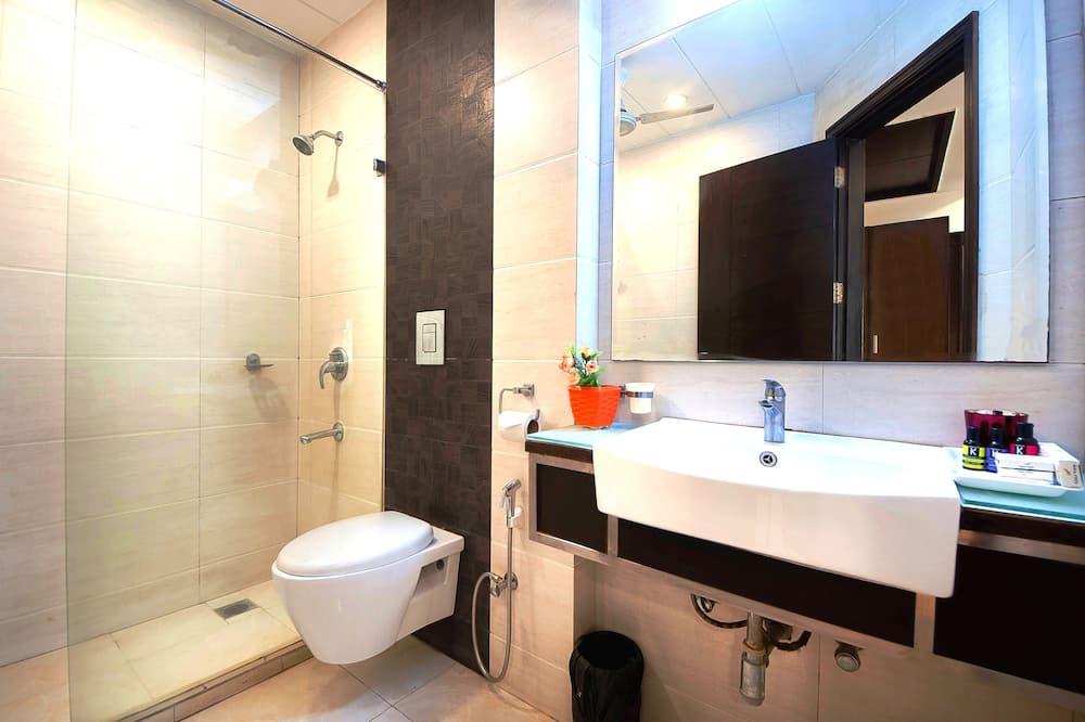 Super Deluxe Room  - ห้องน้ำ