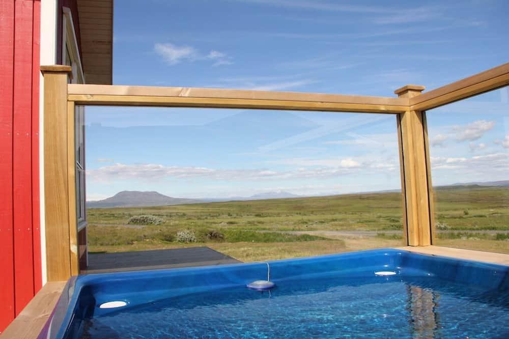 Будиночок, 1 спальня - Приватна спа-ванна