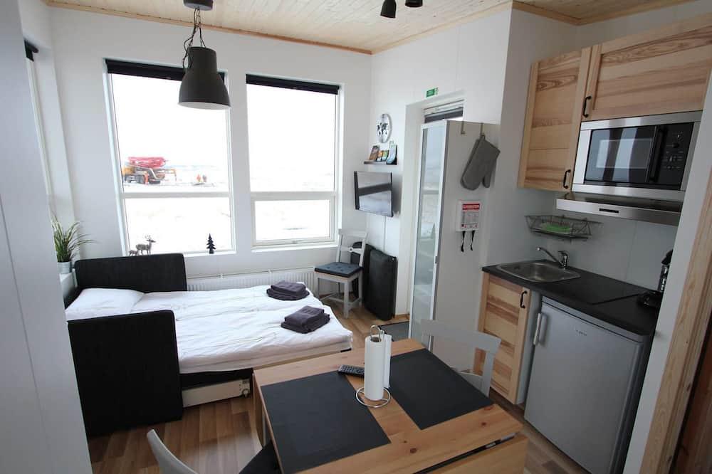 Stuga - 1 sovrum - Vardagsrum