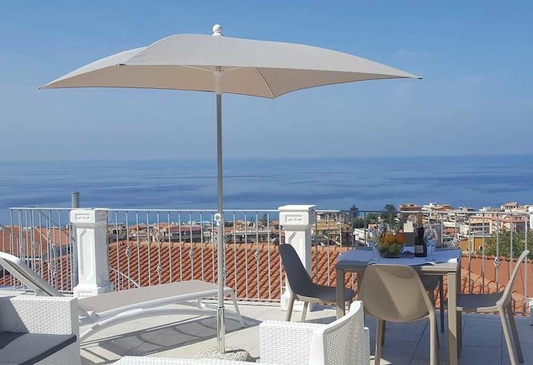 Borgo Panoramico, Tropea, Appartement Confort, 1 chambre, Terrasse/Patio