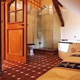 Comfort Apart Daire, 1 Yatak Odası, Bahçe Manzaralı (Manhattan) - Banyo