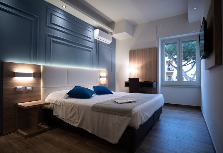 Boutique Stop and Sea Guesthouse, Rom, Deluxe Double Room, Bilik Tamu