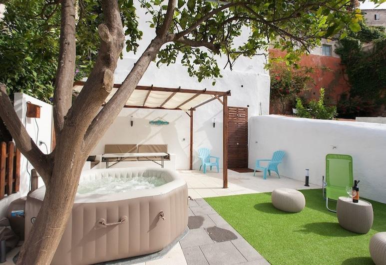 Maria Terrace Lisbon, Lisbon, Apartment, 3 Bedrooms, Terrace, City View, Terrace/Patio