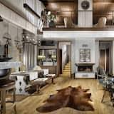 غرفة معيشة