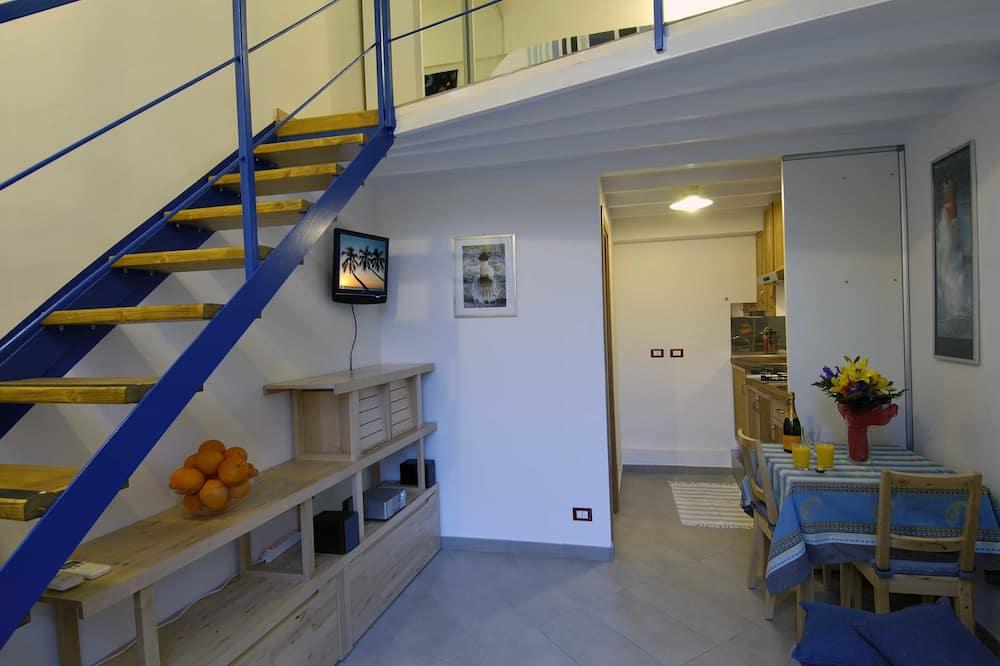 Duplex, Ground Floor - Living Area