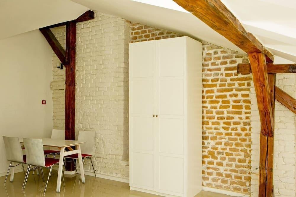 Pokoj Comfort s dvojlůžkem, dvojlůžko (180 cm), nekuřácký - Stravování na pokoji
