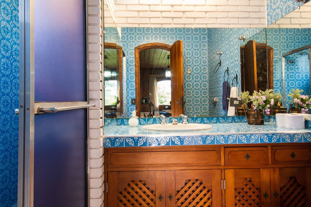 Deluxe Suite, Mountain View - Bilik mandi