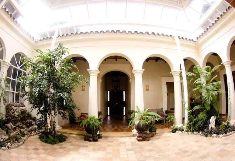 Hotel Casa Selah, San Cristóbal de las Casas, Lobby