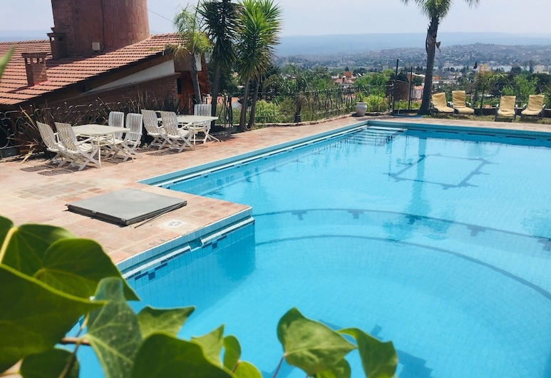 Hotel La Pedrera, Villa Carlos Paz, Piscina al aire libre