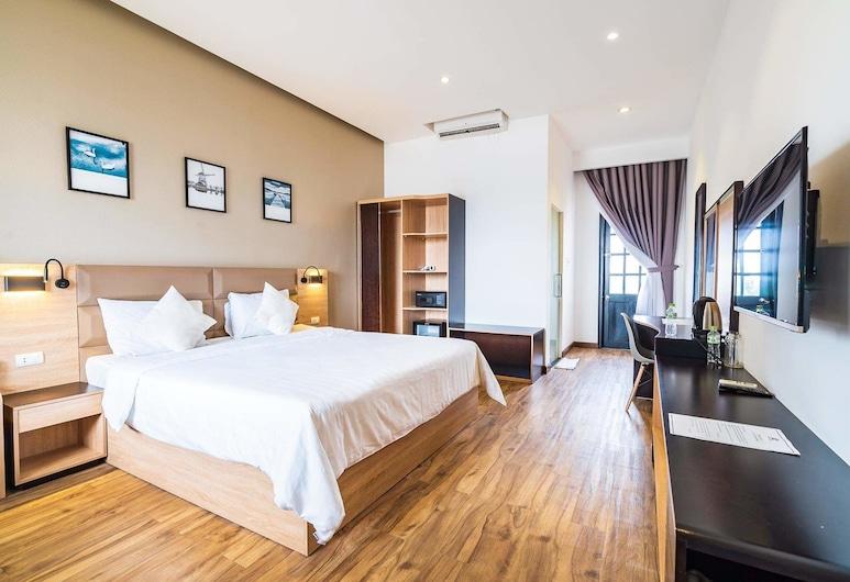 Saigonhost Pandora Hotel, Ho Chi Minh City, Standard Twin Room, Building design