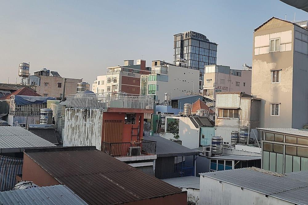 Tremannsrom – superior - Utsikt mot byen