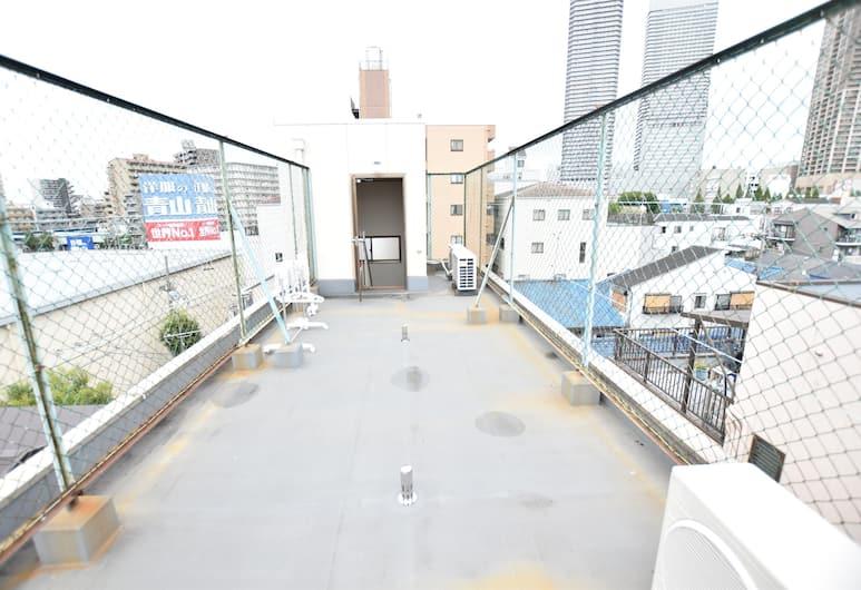 AIKAMU INN House, 大阪市, テラス / パティオ