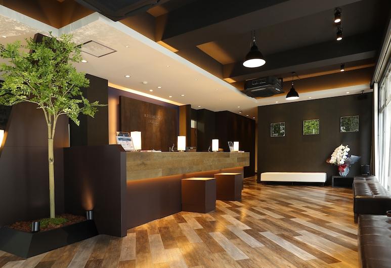 スマートホテル博多4, 福岡市, フロント