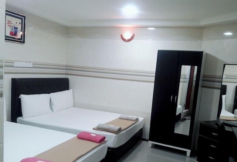 نيو كاجانغ هوتل, كايانج, غرفة ثلاثية, غرفة نزلاء