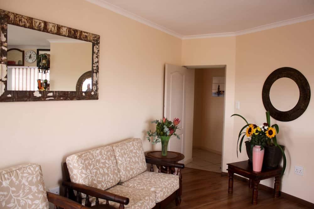 Comfort - kahden hengen huone, Tupakointi kielletty, Merinäköala - Oleskelualue