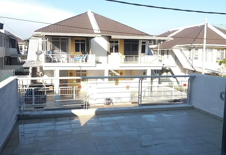 Kasa Heights Homestay, Alor Gajah, Terrazza/Patio