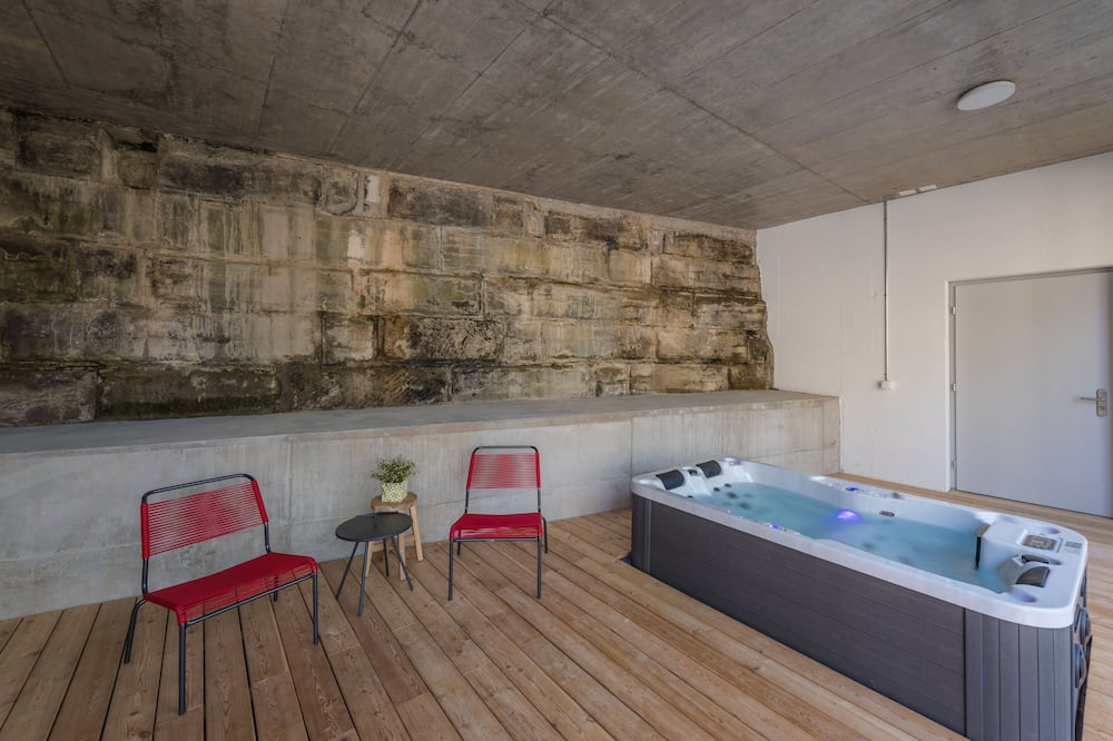 Loft - Privater Whirlpool