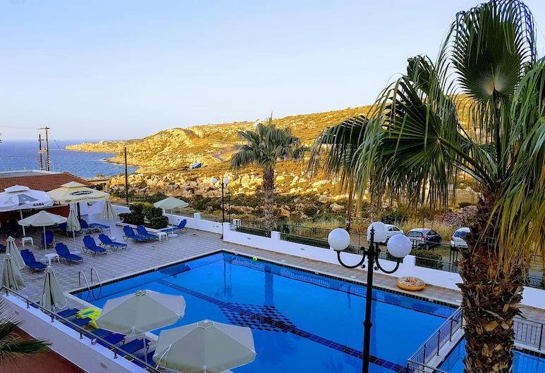 Camari Garden Hotel Apartments, Rethymno, Außenpool